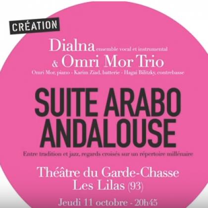 Festival d'Ile de France Suite arabo-andalouse