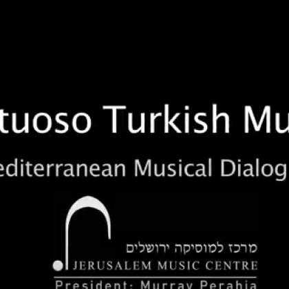 """Ensemble """"Maktub"""" with Taiseer Elias"""