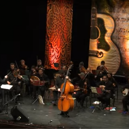 Bass and the Andalusian Orchestra