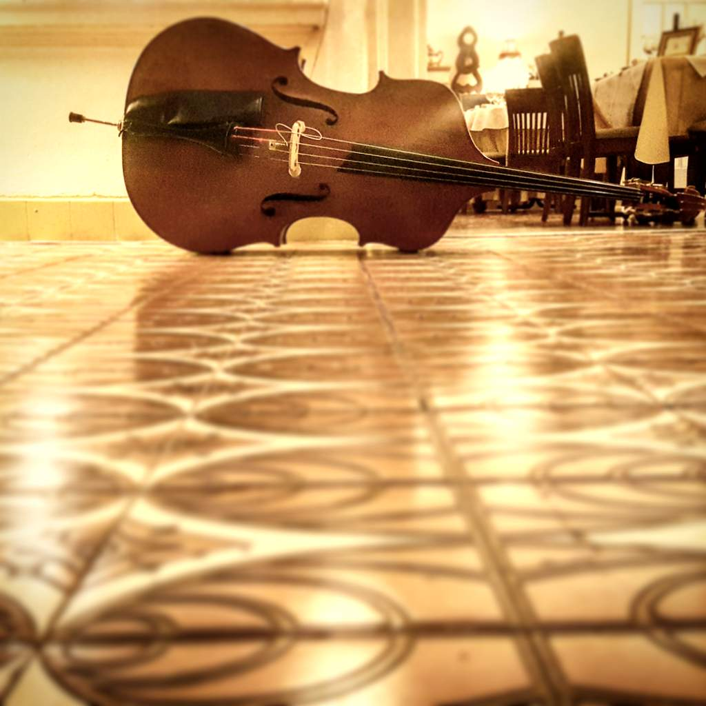 The Double Bass and Middle Eastern Music- Introduction